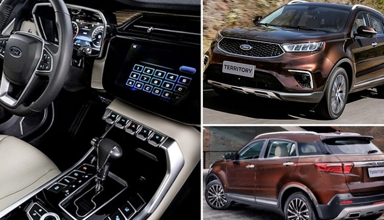 Ford Territory SUV to Launch in LATAM Markets Next Year