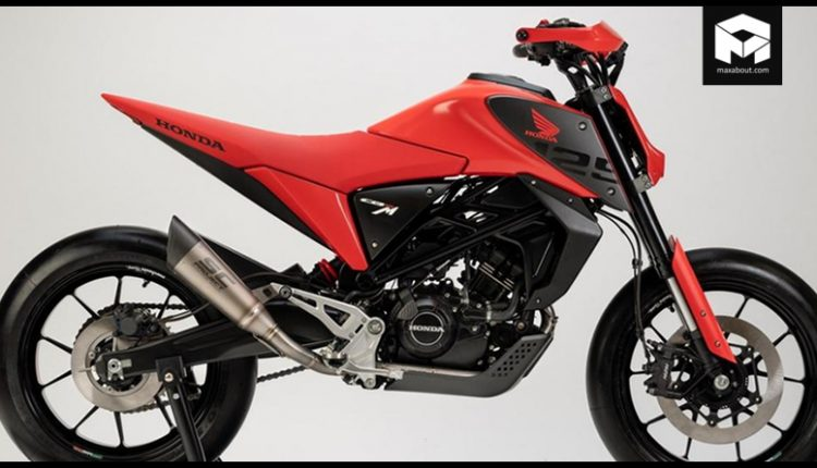 Honda CB150M in the Making; To Rival Yamaha MT-15 Tracer