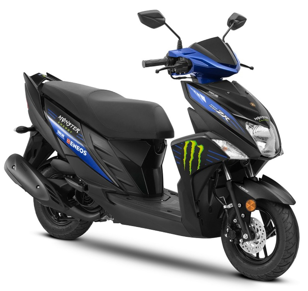 Yamaha Ray ZR Monster Energy