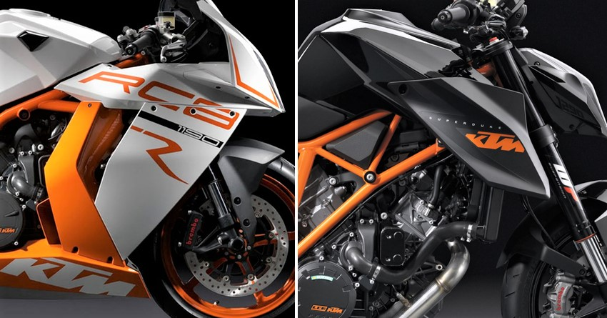 5 New KTM 490 Series Twin-Cylinder Motorcycles