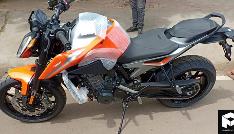 It's Official: KTM Duke 790 to Launch in India on September 23