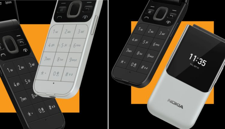Nokia 2720 Flip 4G Phone Officially Announced for €89 (INR 7,000)