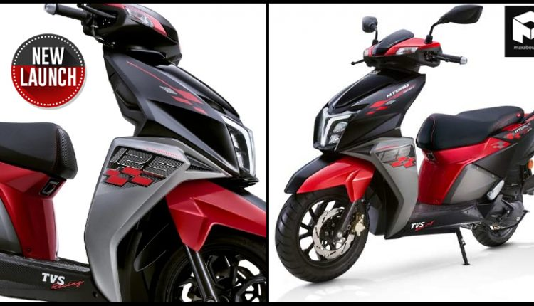 TVS Ntorq 125 Race Edition Launched in India @ INR 62,995