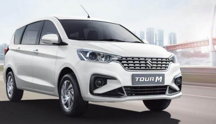 Maruti Suzuki Ertiga Tour M Diesel Goes on Sale in India