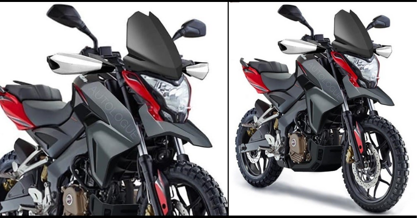 Meet Bajaj Pulsar NS200 Adventure