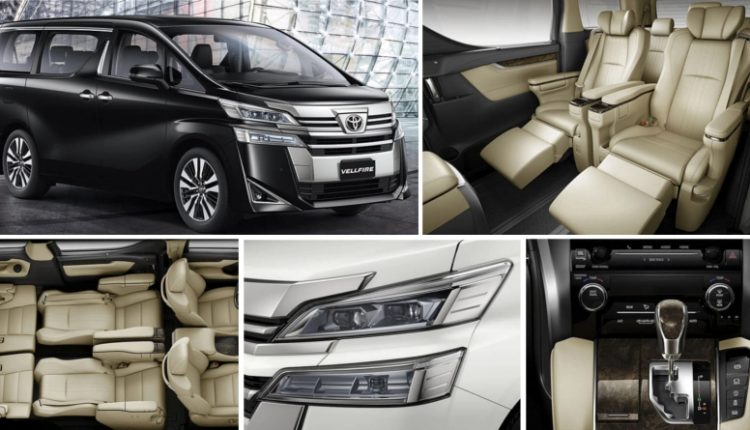 Toyota Vellfire Luxury MPV to Launch in India Soon