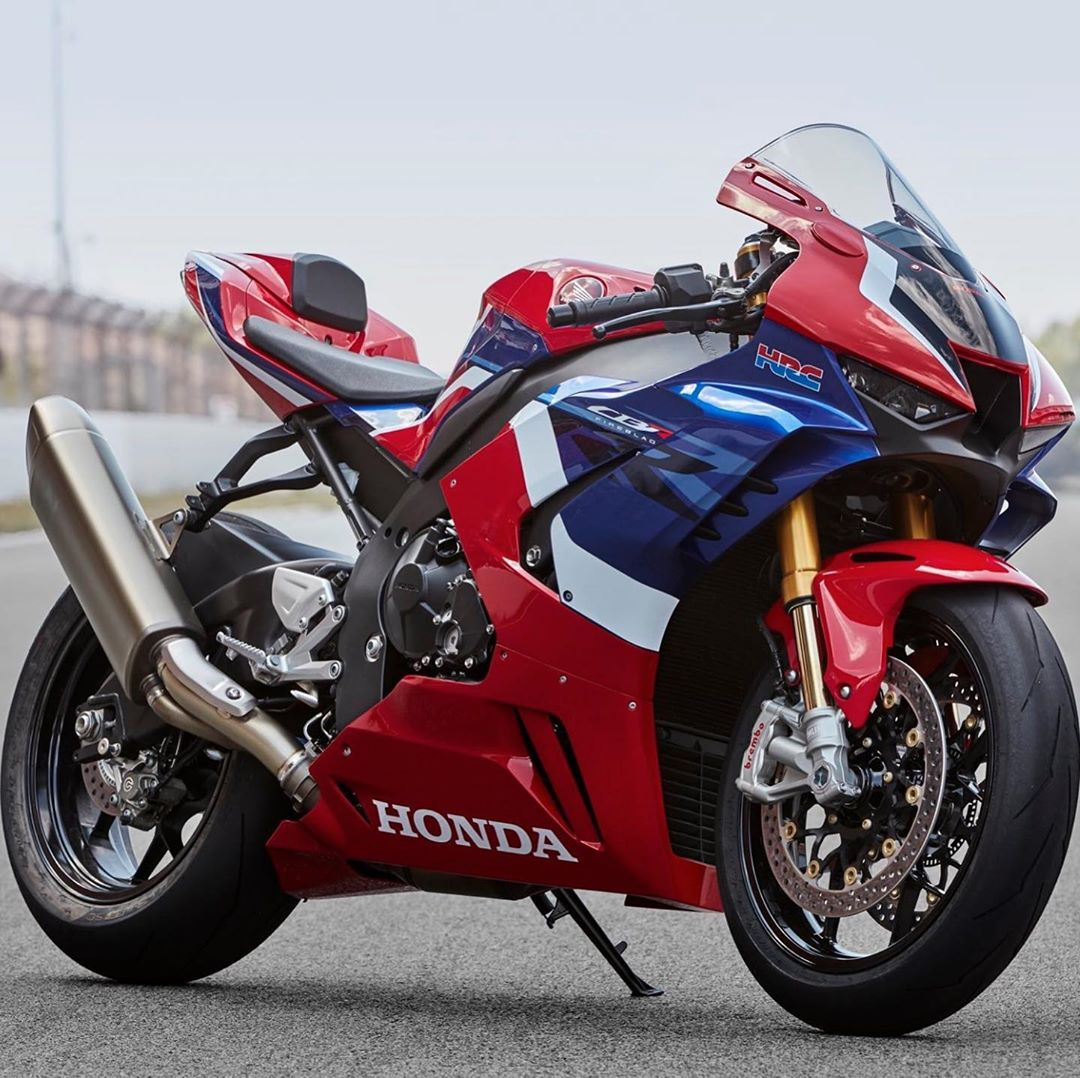 2020 Honda Cbr1000rr R Superbike Officially Unveiled