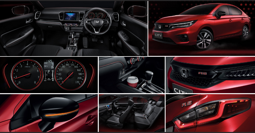 2020 Honda City RS Turbo Price, Photos and Key Specifications