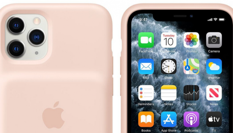 Apple Smart Battery Case Officially Announced for $129 (INR 9300)