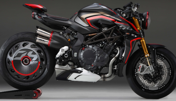 MV Agusta Rush 1000 Naked Motorcycle Unleashed!