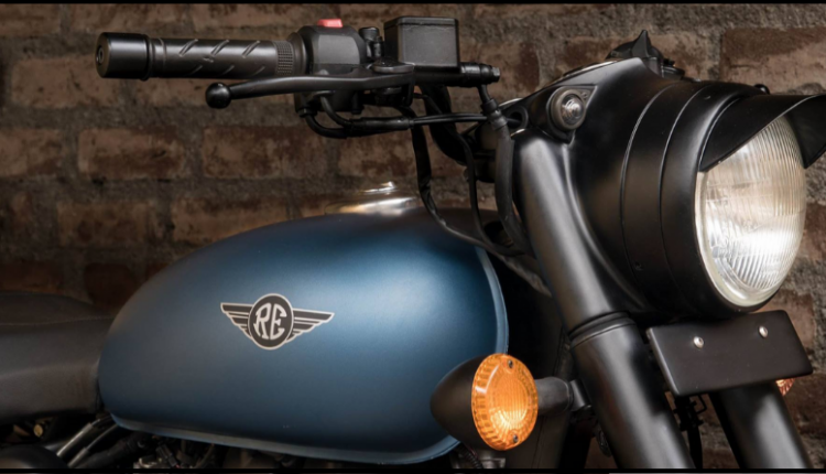 It's Official: Royal Enfield is Working on Electric Motorcycles