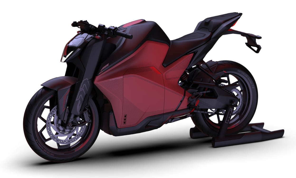 F77 Electric Motorcycle