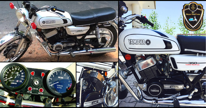 5 Quick Facts About the Yamaha RD350