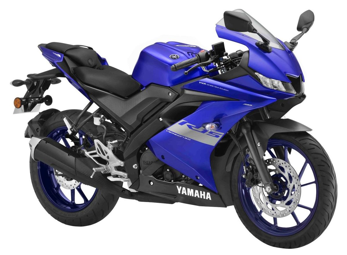 Yamaha R15 V3 Racing Blue