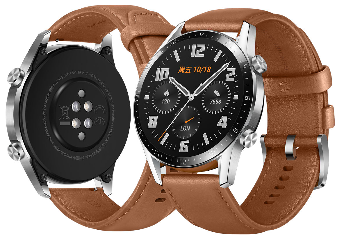 Huawei Watch GT 2 Launched in India Starting @ INR 14,990
