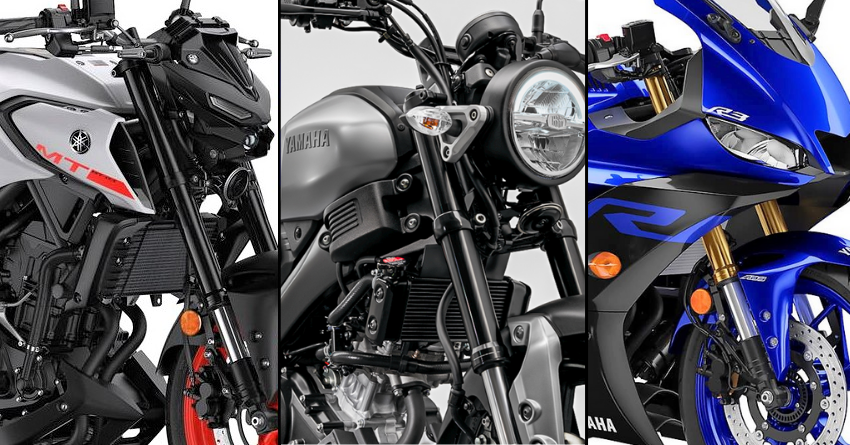 Yamaha to Launch MT-03, XSR155 and New R3