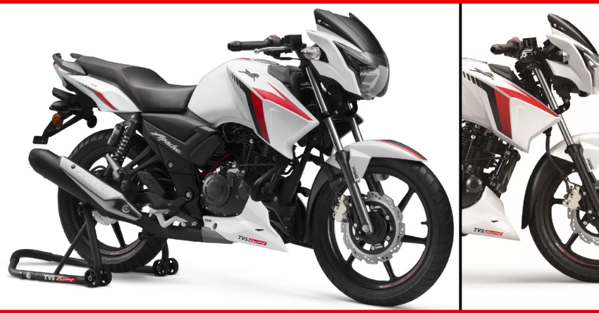 2020 TVS Apache RTR 160 2V Launched