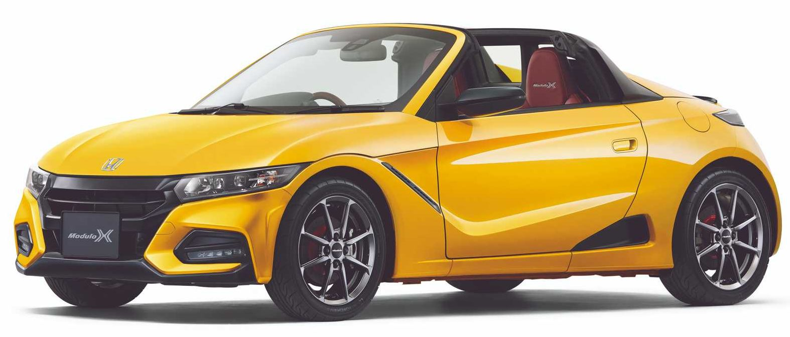 2020 Honda S660 Roadster Officially Unveiled at Tokyo Auto ...