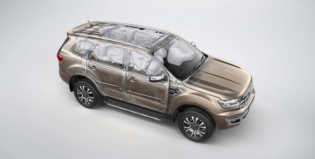 BS6 Ford Endeavour Variant-Wise Price List in India