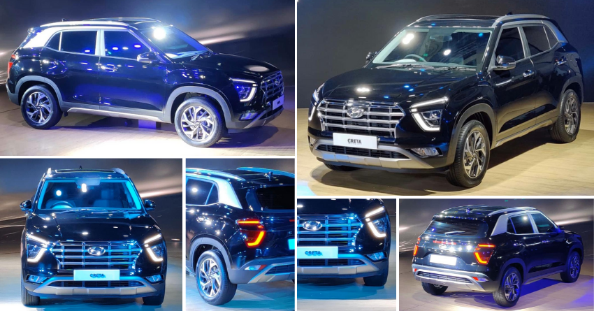 India-Spec 2020 Hyundai Creta SUV