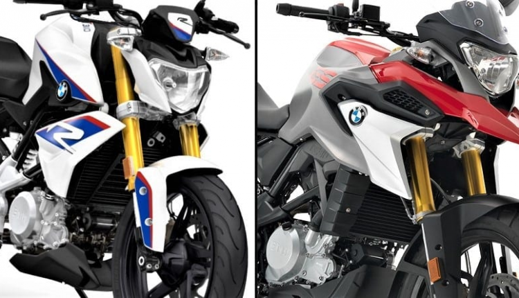 Up to INR 96,500 Discount on BMW G310R and G310GS