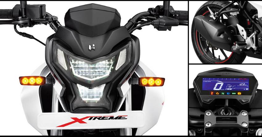 2020 Hero Xtreme 200R