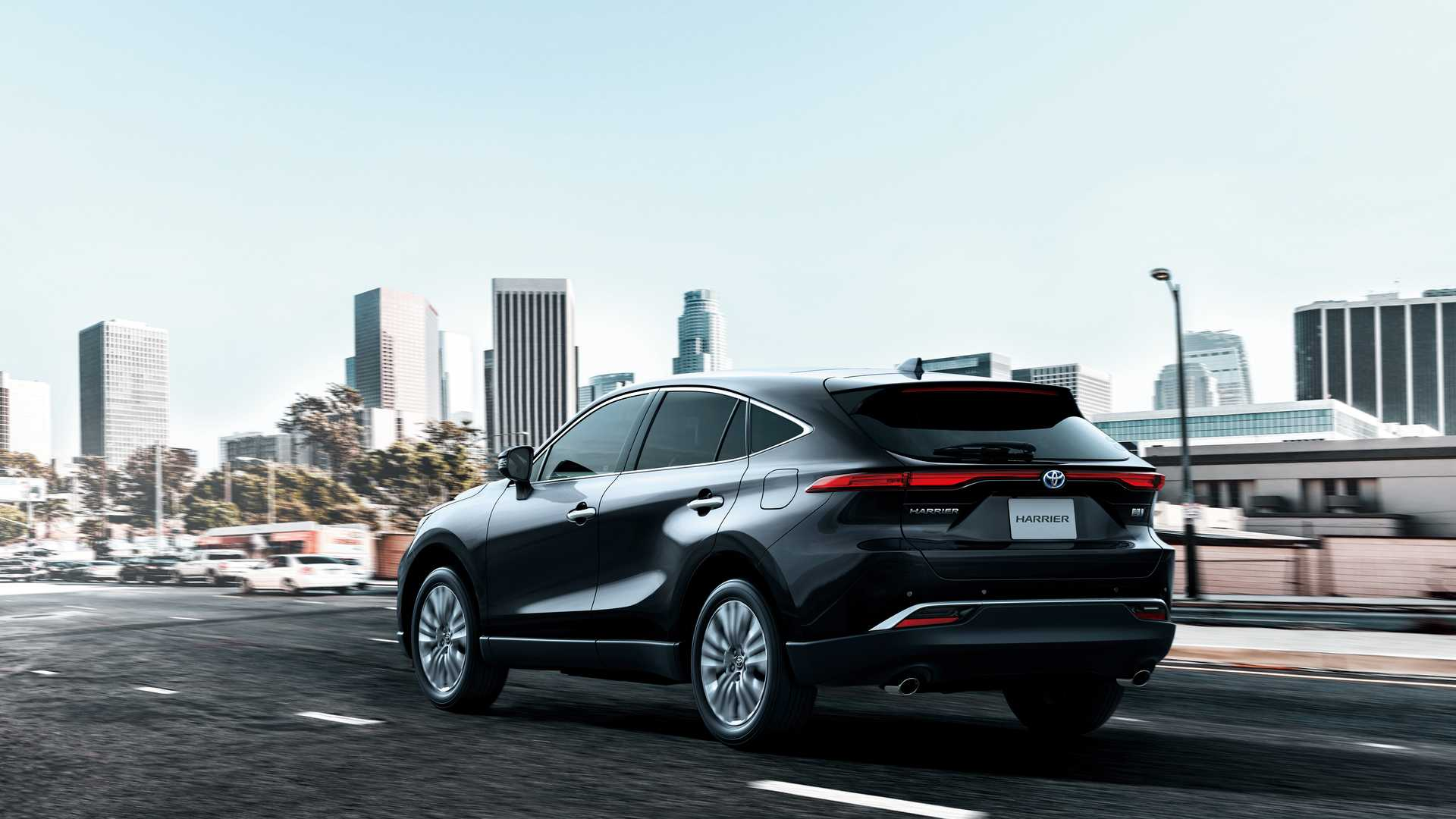 2021 Toyota Harrier SUV Officially Revealed; Not Coming to ...