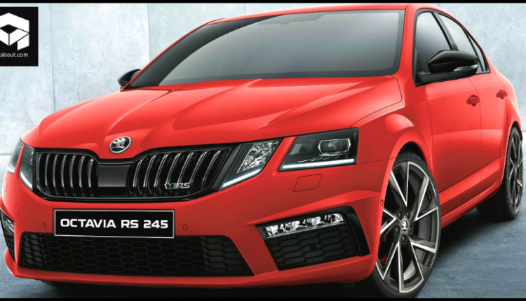 Skoda Octavia RS 245 Sold Out in India; Bookings Closed
