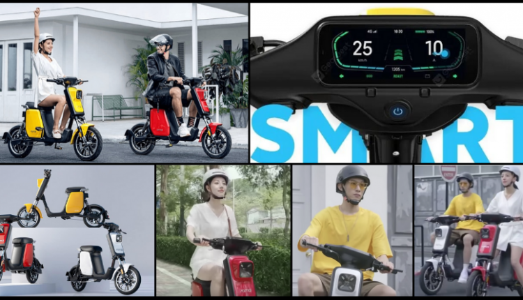 Xiaomi A1 and A1 Pro Smart Electric Scooters Officially Unveiled