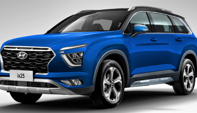Hyundai Alcazar SUV Name Trademarked in India; Launch in 2021
