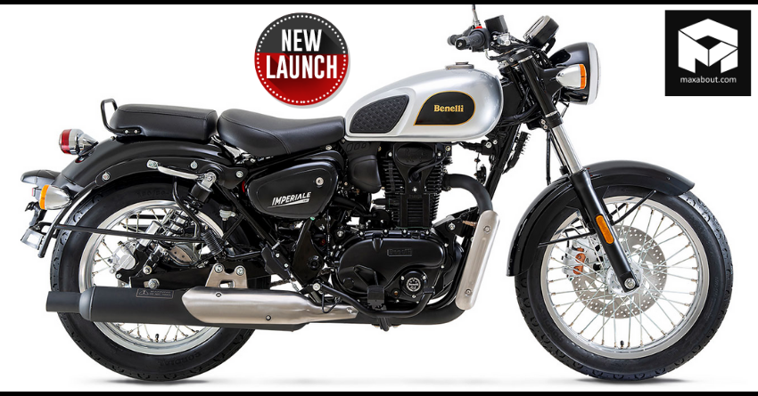 BS6 Benelli Imperiale 400 Launched