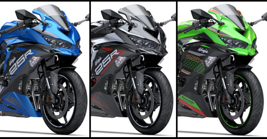 Kawasaki Ninja ZX-25R Specifications