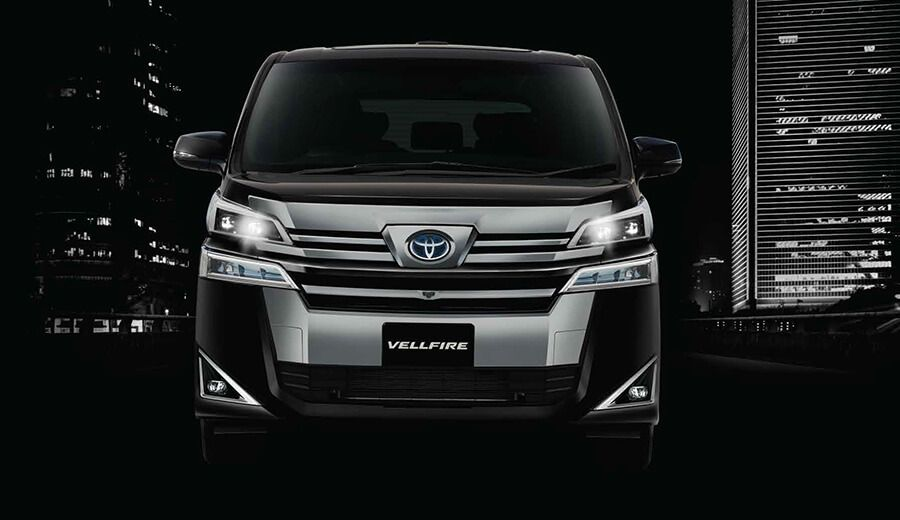 Toyota Vellfire Price Increased