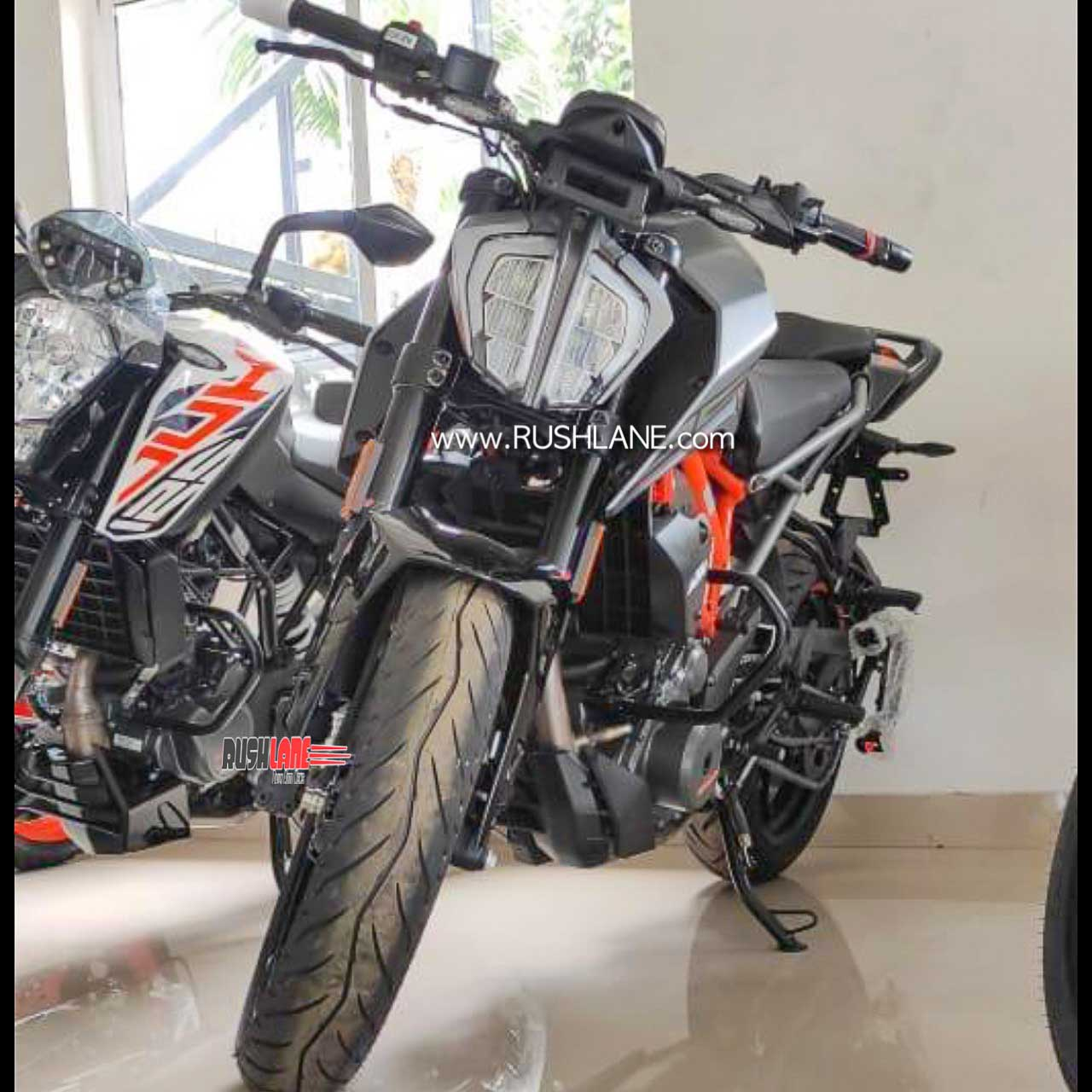 BS6 KTM Duke 250 (LED Headlight Model)