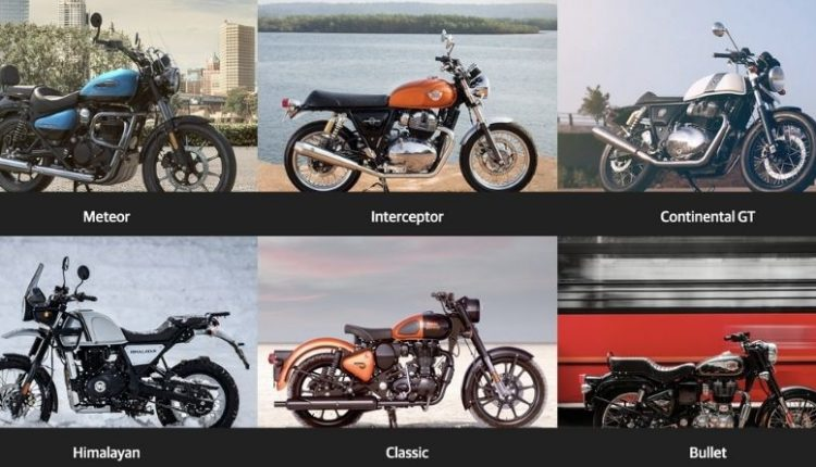2021 Royal Enfield Motorcycles Price List [All Models]