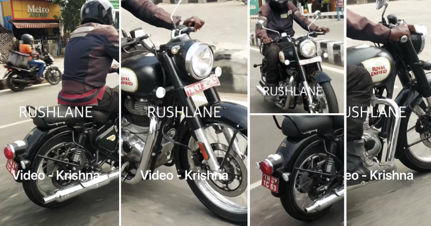 Production-Ready 2021 Royal Enfield Classic 350