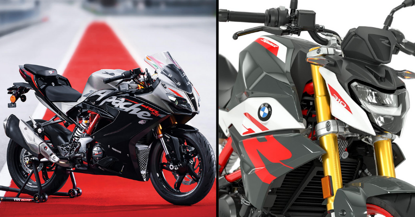 New TVS-BMW Bike to Launch in India Next Year