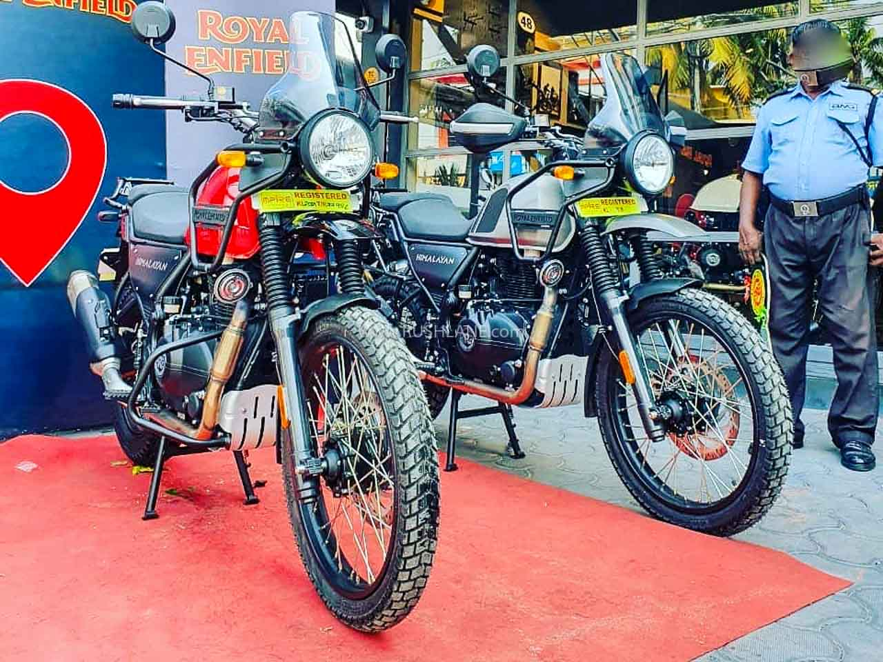 2021 Royal Enfield Himalayan Deliveries Begin in India
