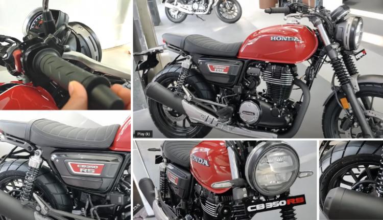 Honda CB350RS Exhaust Sound Video; Better Than Royal Enfield Classic