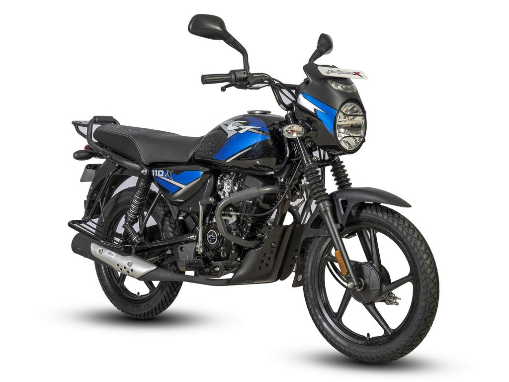 New Bajaj CT 110 X Commuter Bike Launched in India