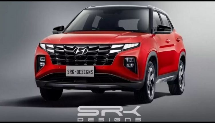 New-Gen Hyundai Creta Gets Tucson Styling; India Launch Expected in 2022